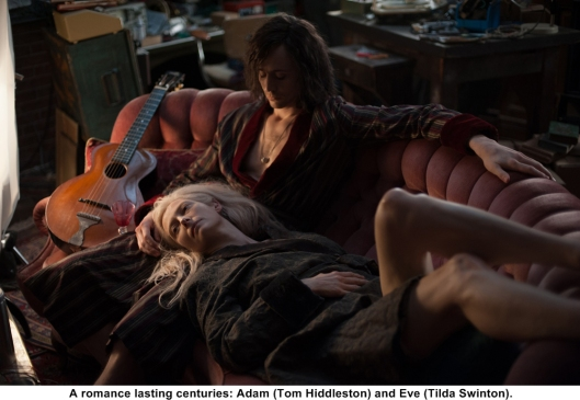 """only lovers left alive"""